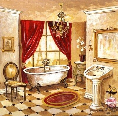 Explore Bathroom Prints, Bathroom Art, And More!