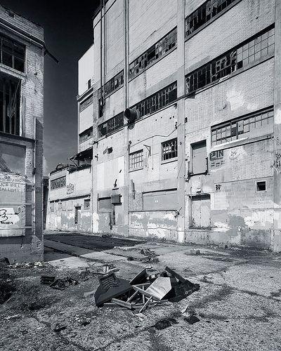Abandoned Buildings, Abandoned, Minneapolis