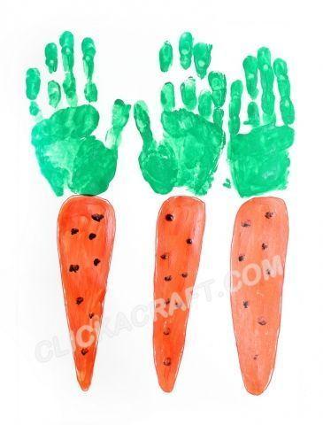 Karotten Clipart Kunst und Handwerk # 10 - Ostern - #Art #carrot #clipart #Craft #Oste ... , ... #cartedenoelenfant