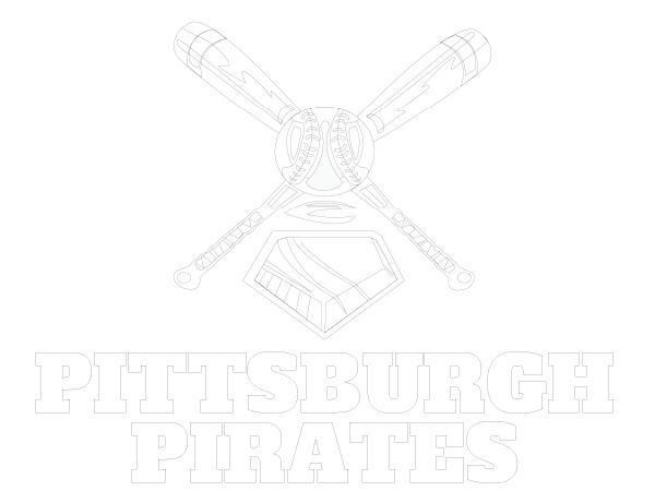 Printable Pittsburgh Pirates Coloring Sheet | MLB Coloring Sheets ...