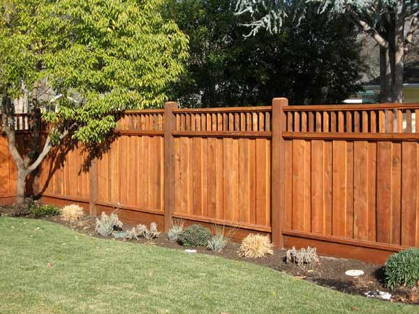 Redwood Fences C J Fencing House Fence Design Privacy Fence Designs Backyard Fences