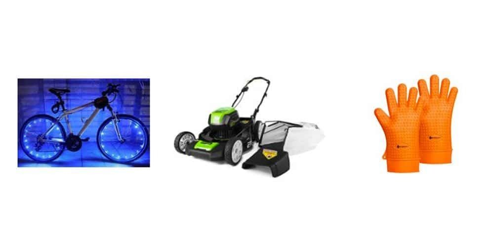 Daily Deals: Cordless Electric Lawnmower, Cool LED Bike Lights, and The Thing's Hands (Sort of) - http://geekdad.com/2016/04/daily-deals-cordless-electric-lawnmower/?utm_campaign=coschedule&utm_source=pinterest&utm_medium=GeekMom&utm_content=Daily%20Deals%3A%20Cordless%20Electric%20Lawnmower%2C%20Cool%20LED%20Bike%20Lights%2C%20and%20The%20Thing%27s%20Hands%20%28Sort%20of%29
