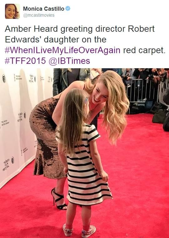 Pin On Amberheard Justiceleague Warnerbros People A Verified Fake Woman Is A Transgender Come Out Fake Gender