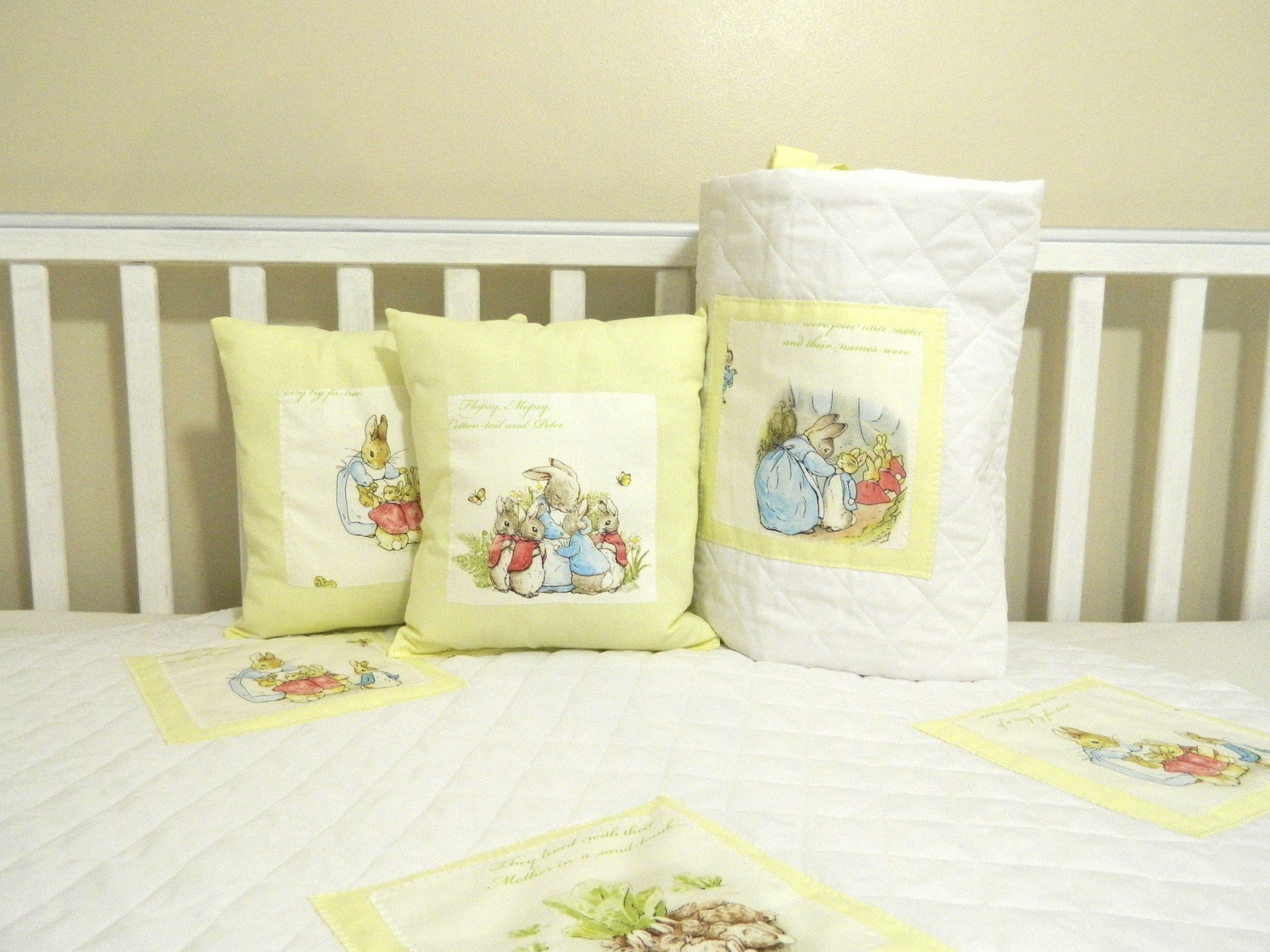 Baby Nursery Bedding Babies Beds Beatrix Potter Cot Room Cribs Rooms