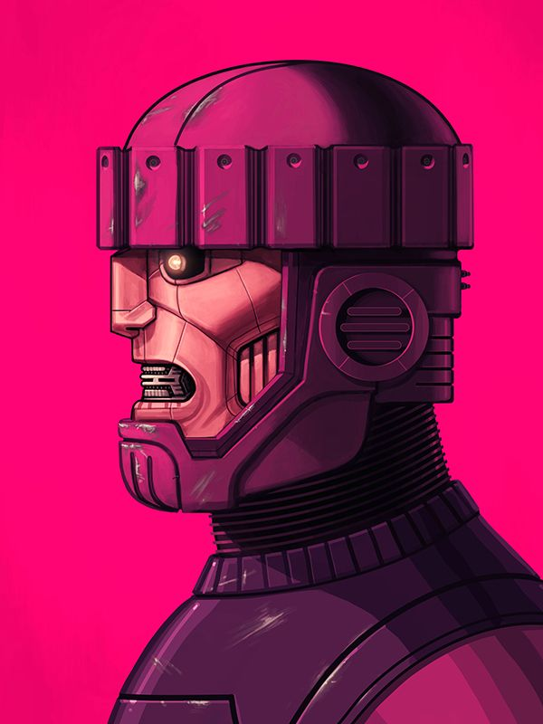 Sentinel by Mike Mitchell