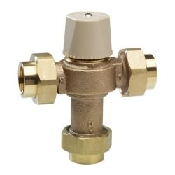 Watts Series Mmv Us M1 Thermostatic Mixing Valve 1 2 Shower Valve Valve High Efficiency Air Conditioner