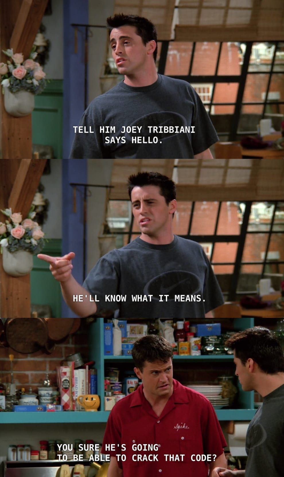 23 Of The Most Underrated Friends Jokes That Ll Still Make You Laugh Out Loud Memes Friends Memes Friend Jokes Friends Tv Quotes Funny Friend Memes