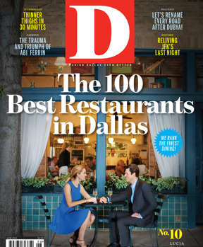The 100 Best Restaurants In Dallas How I Picked Them