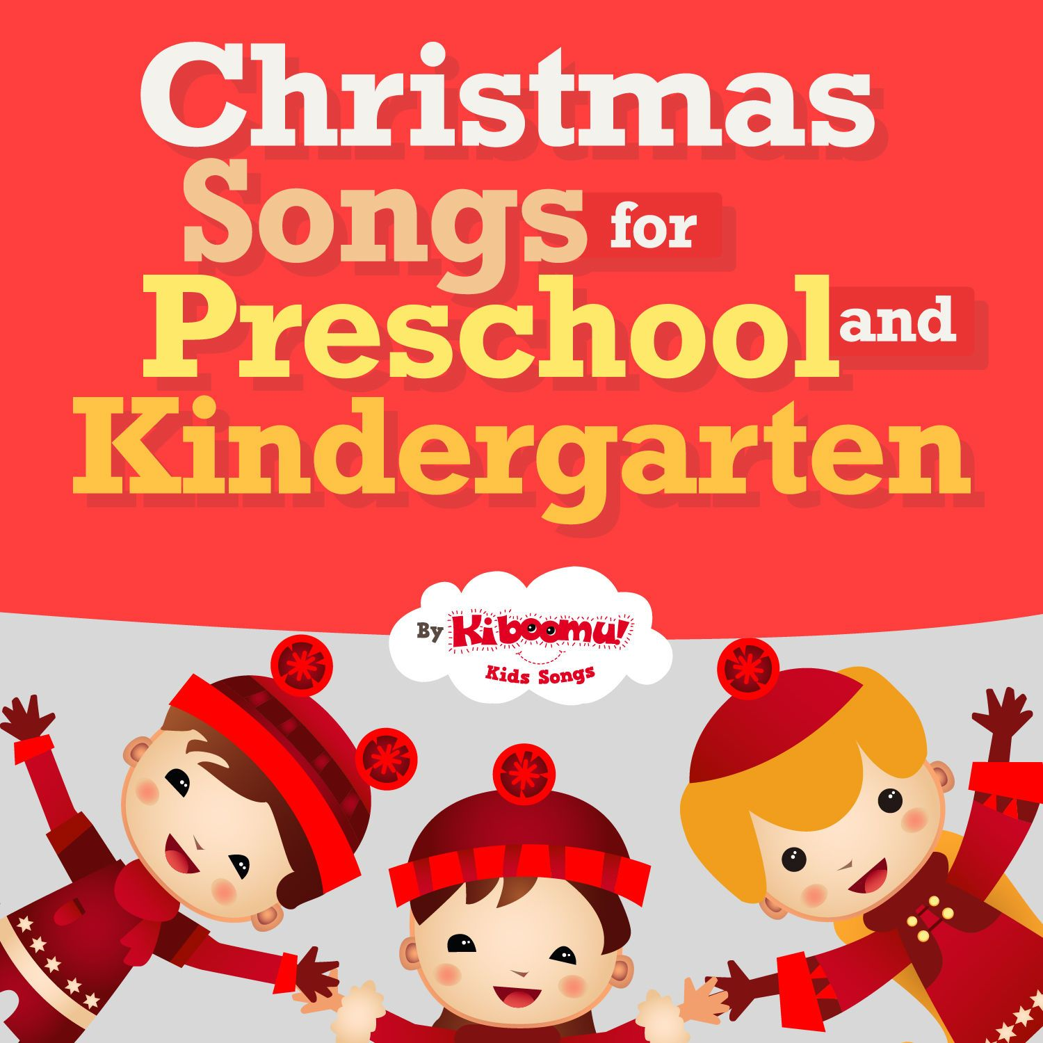 BEST Christmas Songs for Preschool and Kindergarten. Classics and ...
