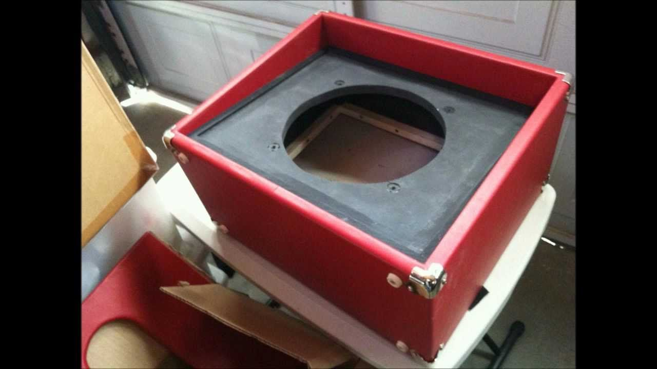12 inch speaker cabinet build out with lil night train new to guitar in 2019 guitar cabinet. Black Bedroom Furniture Sets. Home Design Ideas