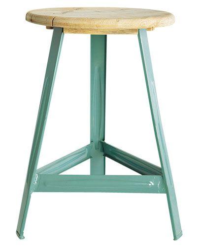 Holzdesign: Wenn Holz auf Farbe trifft ... | House doctor, Car möbel ...