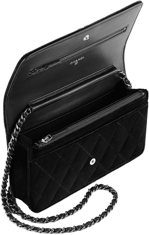 21e1c79bb6fc7d Chanel Boy Wallet On Chain | Ladyinsider's wishlist <3 | Chanel ...