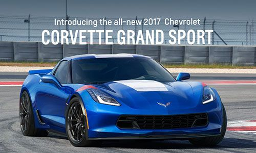 2017 Chevrolet Corvette Grand Sport Price Announced Corvette Grand Sport Chevrolet Corvette Corvette