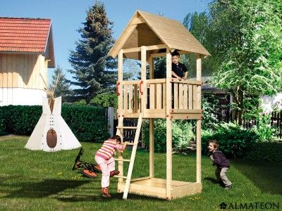 tour de jeux pour enfants en bois jeux d 39 ext rieur pour. Black Bedroom Furniture Sets. Home Design Ideas