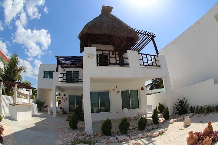 Telchac Puerto Yucatan - Construction Adam M Kowalski | Casa