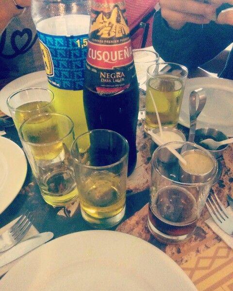 #Salud por el reencuentro 🍺 👌✌