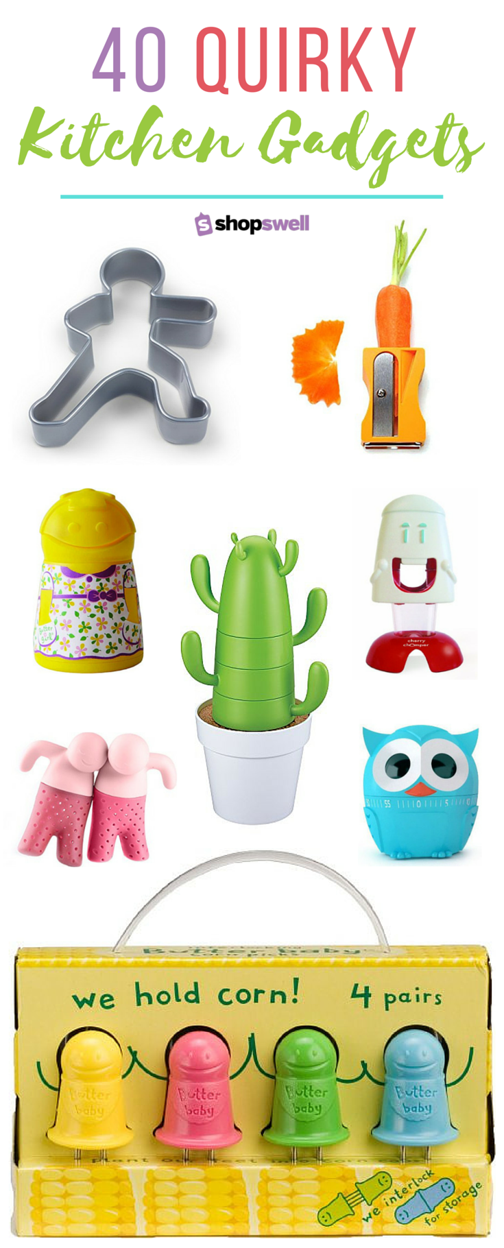 40 Fun Kitchen Gadgets You Never Knew You Needed Neat Kitchen Gadgets Cool Kitchen Gadgets Quirky Kitchen