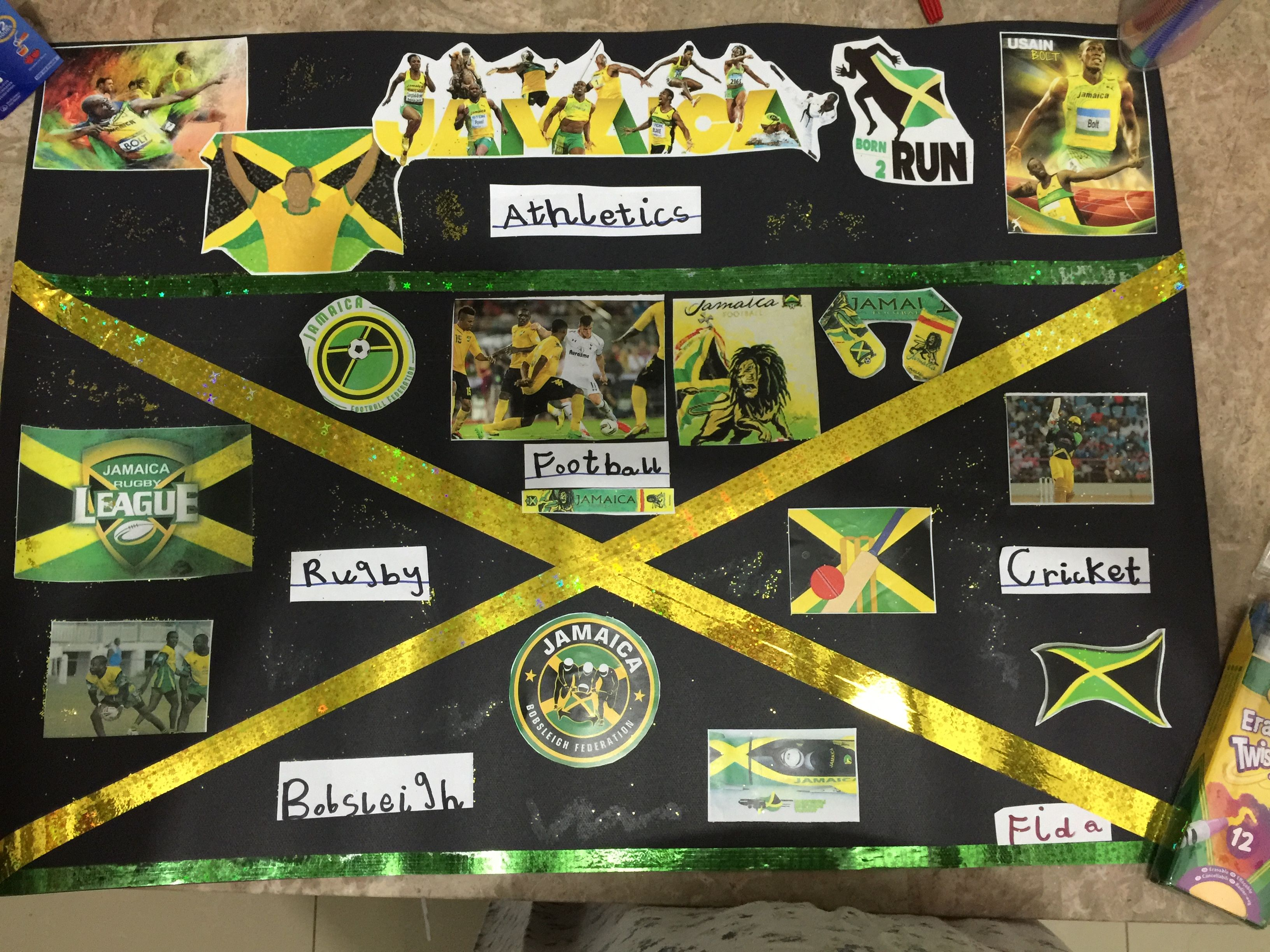 Intro On Jamaican Sports On International Day For