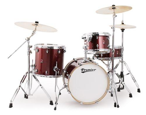 45a9e53256f Premier++APK+BEBOP+18+Solar+Red+4-Piece+Drum+Set