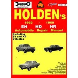 Holden Repair Manuals Repair Holden