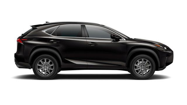 Package Options And Pricing 2018 Lexus Nx 300 Lexus Luxury Crossovers Performance Tyres