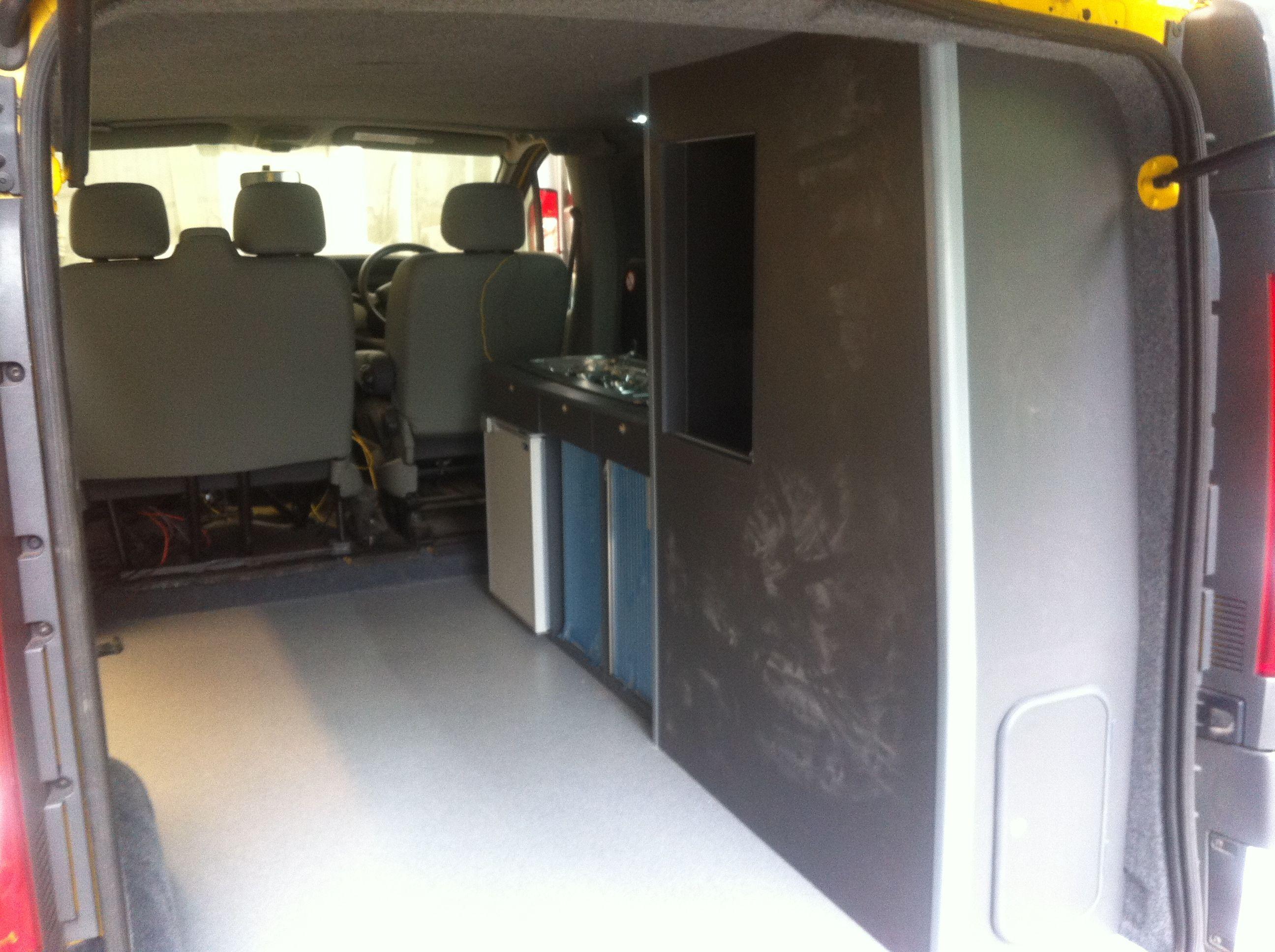 Part Or Full Van Conversions To High Standards Devon Camper Tcconversions