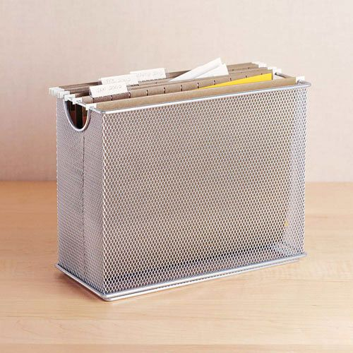 this file organizer is designed to hold 85 x 11 inch hanging file folders and binders