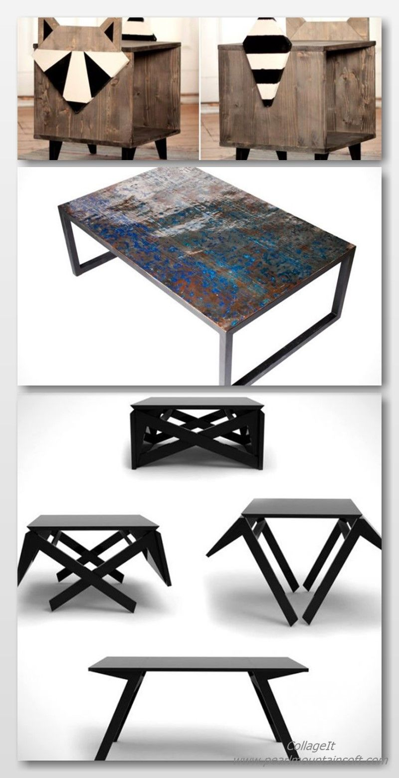 100 Unique Coffee Tables Styling Ideas For Your Living Room Wood Unique Coffee Table Coffee Table Farmhouse Decorating Coffee Tables