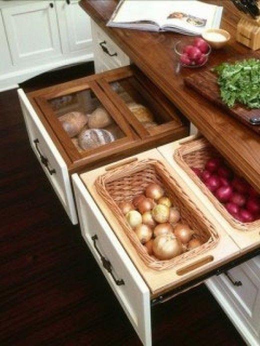 28 Small Kitchen Design Ideas: 28 Easy Storage Ideas For Small Spaces