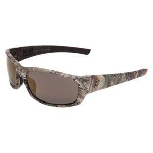 c3591983983 Vicious Vision Vapor Polarized Sunglasses - Realtree Xtra Grey+Gold Mirror