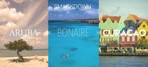 Explore The Beauty Of Caribbean: Smackdown: Aruba Vs Bonaire Vs Curaçao