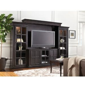Kingston Wall With 65 Console Media Centers Art Van Furniture