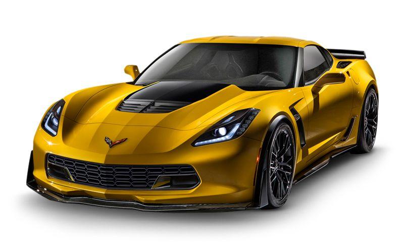 CHEVROLET CORVETTE Z06  SPORTS CAR ARTICLE-2015 PORTRAIT OF A SUPERCAR