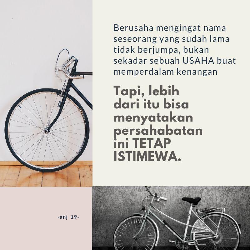 K-Style: Kata Mutiara Olahraga Sepeda