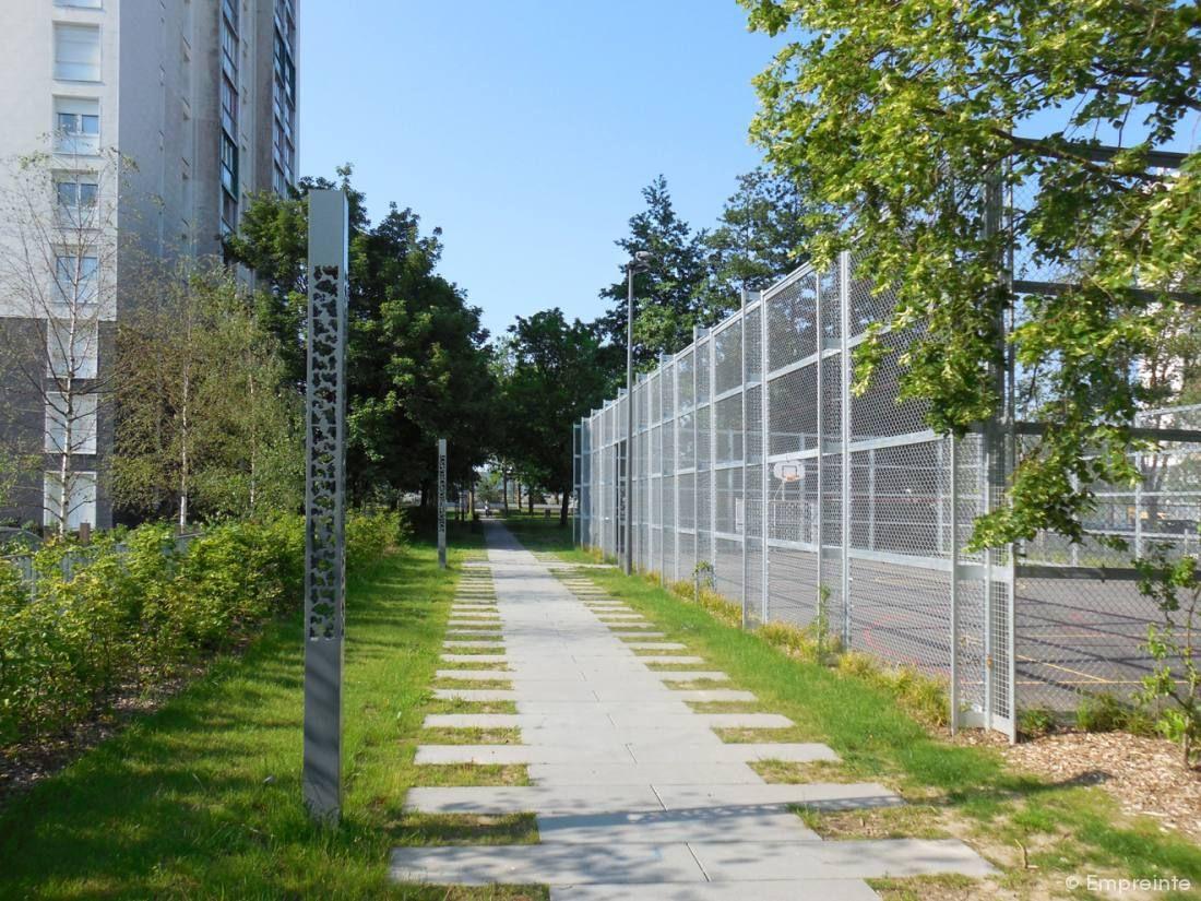 Quartier anru nice cannes empreinte bureau de for Agence paysage nord