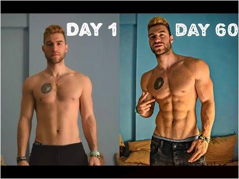 insane 60 days body transformation in 2020