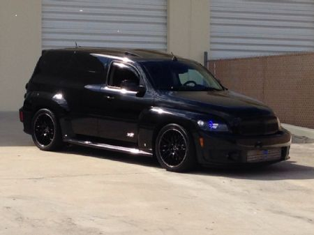 2009 chevy hhr panel ss for sale