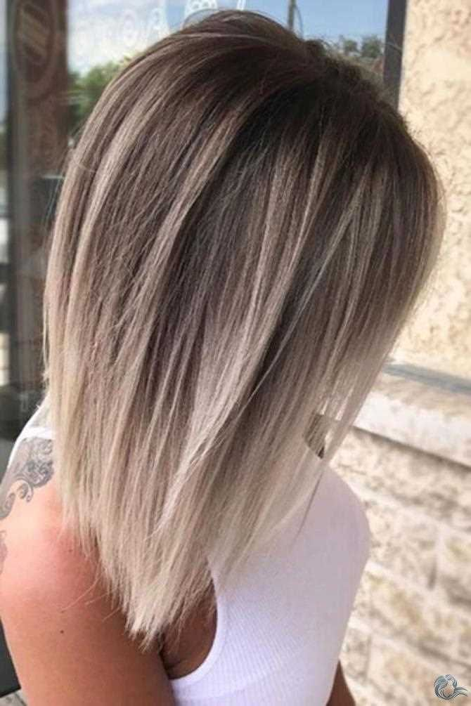 23 Acconciature Bob invertite lunghe 2019 #longhairstyles 23 Acconciature Bob invertite lunghe …