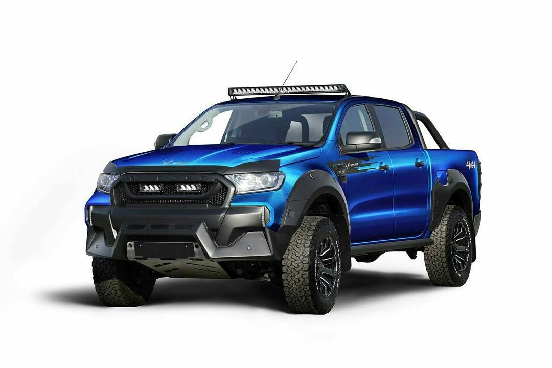 M Sport Ford Ranger Now This Looks A Proper Bit Of Kit Msport