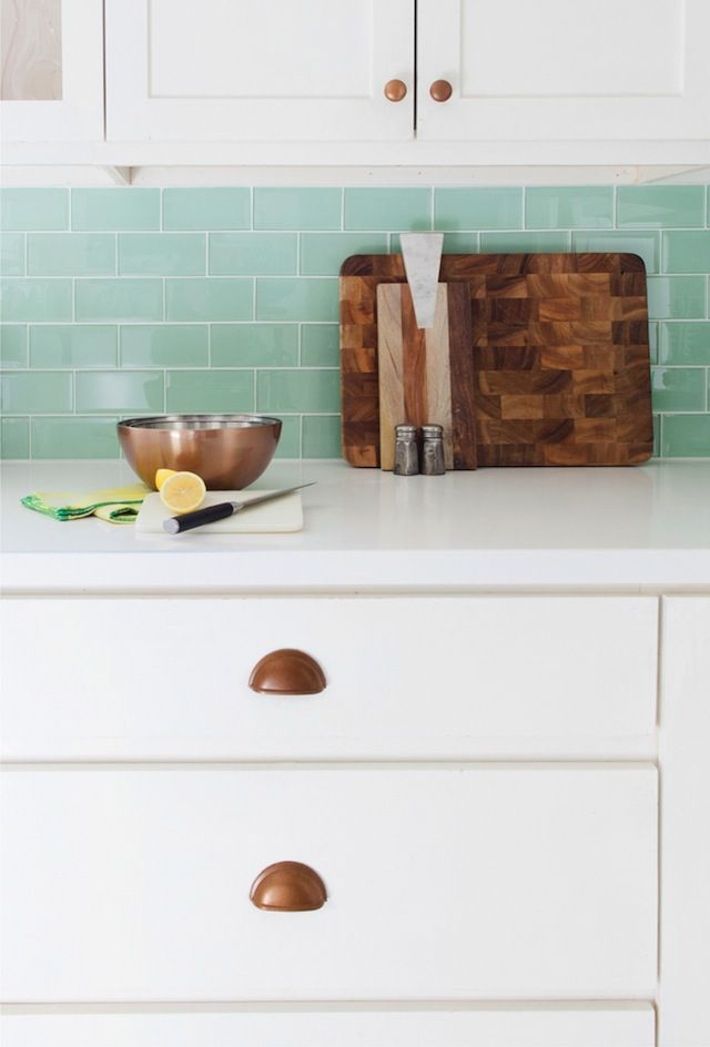 Effortless Updates // Our Easy And Inexpensive Kitchen Makeover (Less Than  $700!)