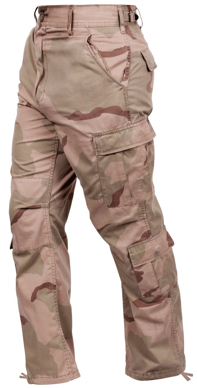 88fe7020fd6c8 This Military Camouflage BDU Pants is made with comfortable, durable  poly/cotton twill with reinforced seats & knees. Features of this BDU  fatigue pant ...