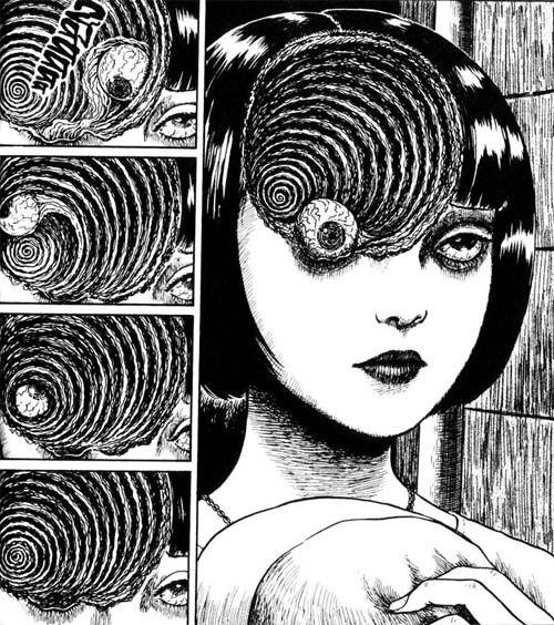 Mangareader Horror: Pin By Alex Di Mella On Horror Manga