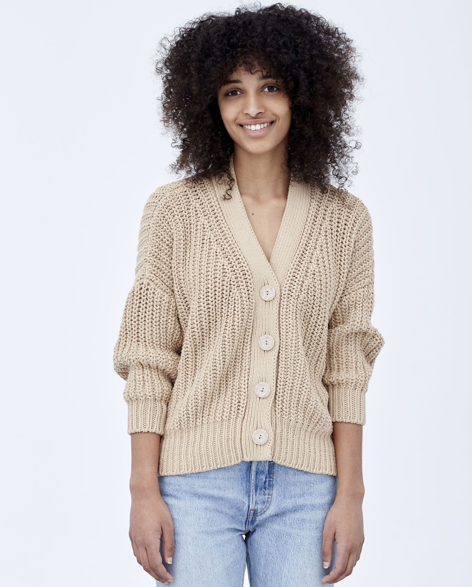 464436b0872 cardigan woman no18 clay pot | babaà | Sustainable Brands in 2019 ...