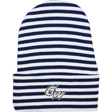 Product: George Washington University Infant Knit Cap