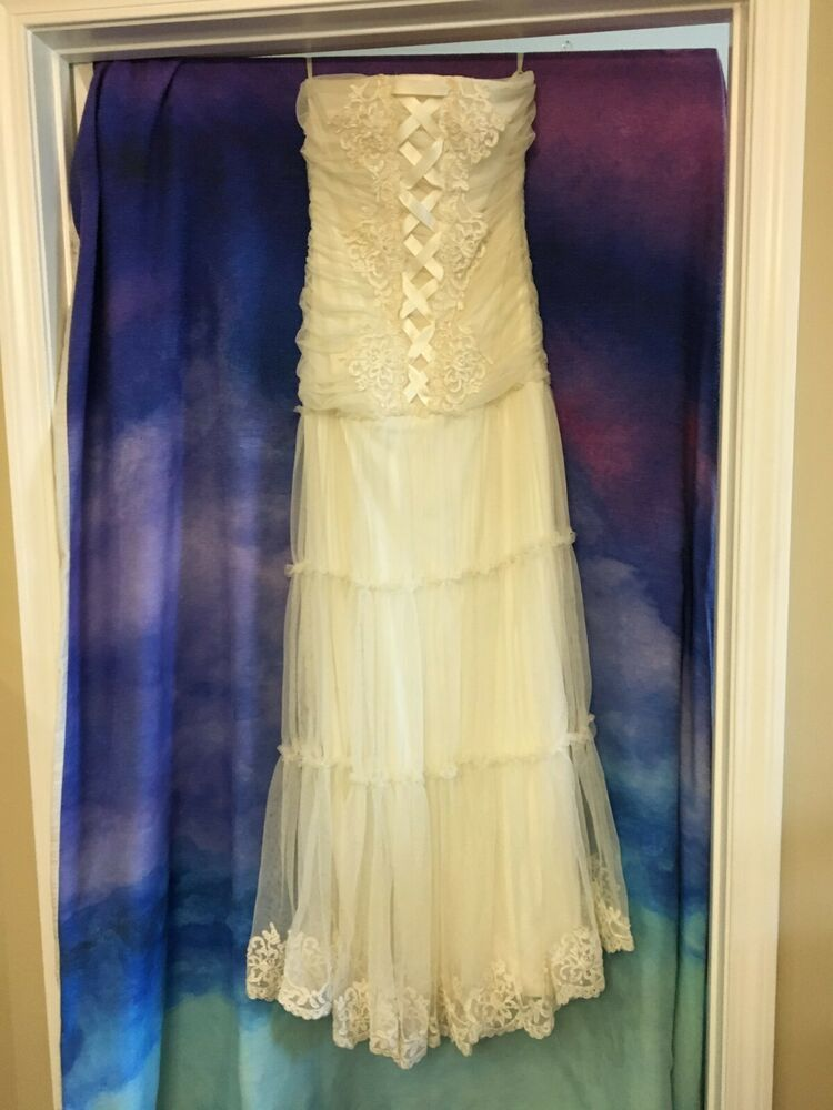 d8ec9ee6680 jessica mcclintock prom dress size 6  fashion  clothing  shoes  accessories   womensclothing