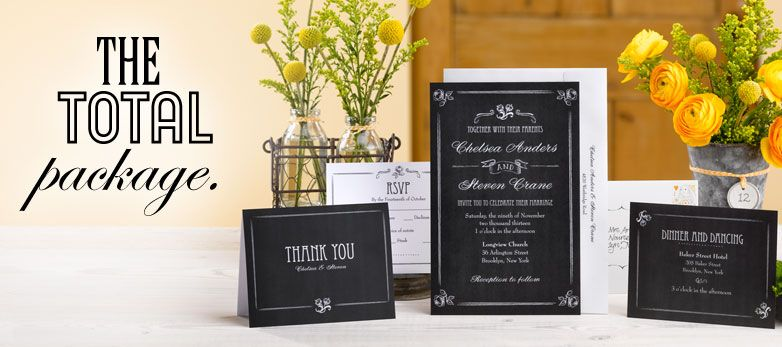 Vistaprint com just put together all my invitations place card holders wedding programs