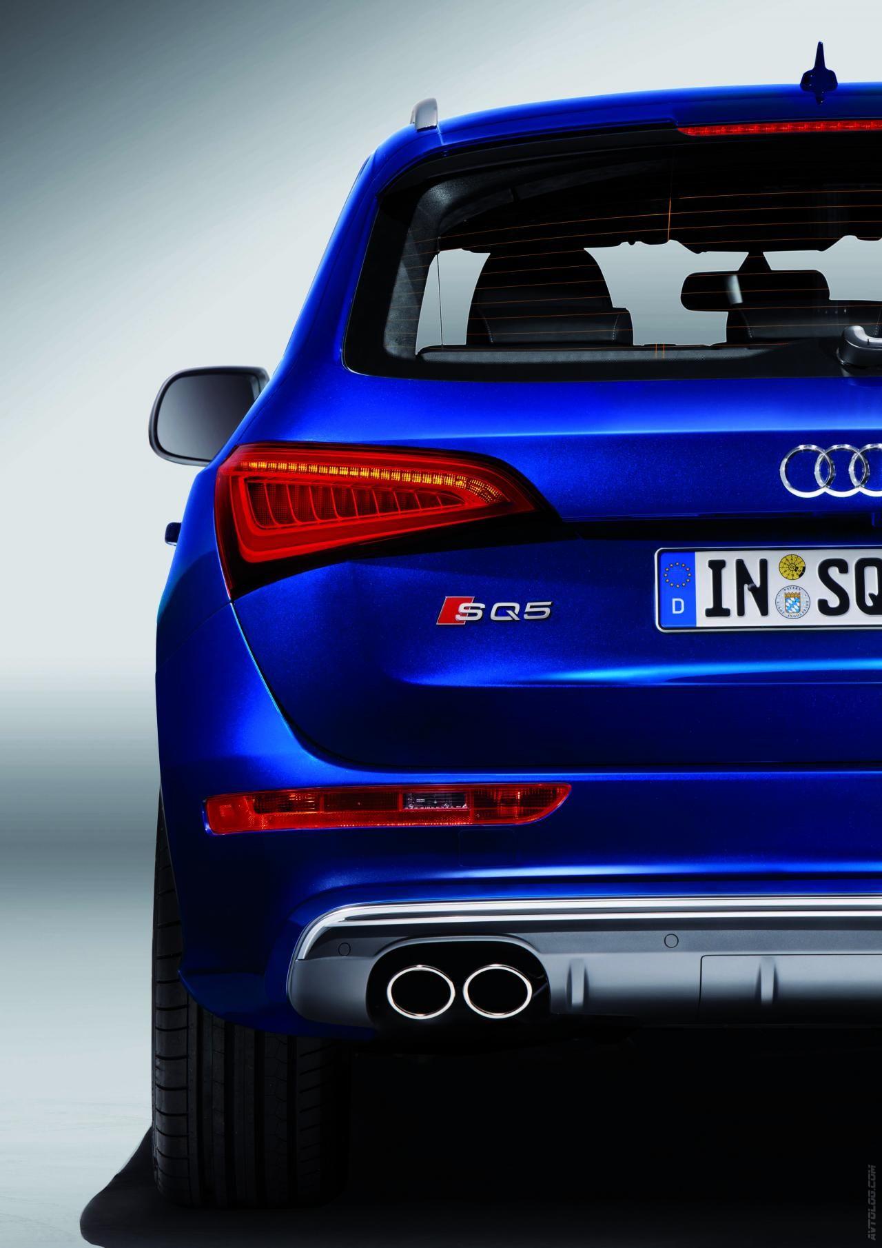Katalog 2013 Audi Sq5 Tdi Audi Sq5 Audi Cars