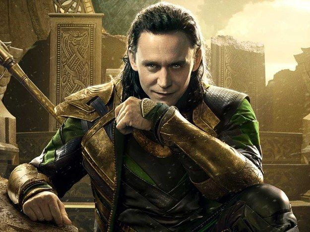 Which Marvel Villain Are You? I GOT LOKI, take that, mortals! Ehehehe ;)