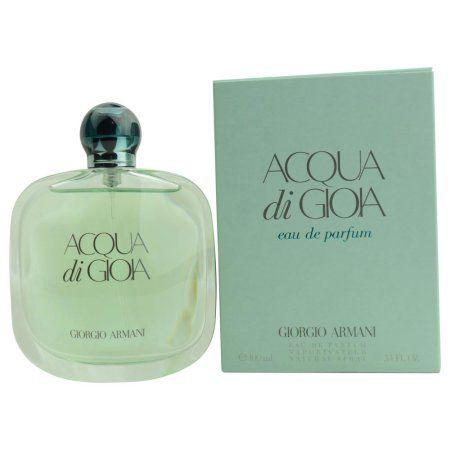Giorgio Armani Acqua Di Gioia Eau De Parfum Spray 34 Fl Oz