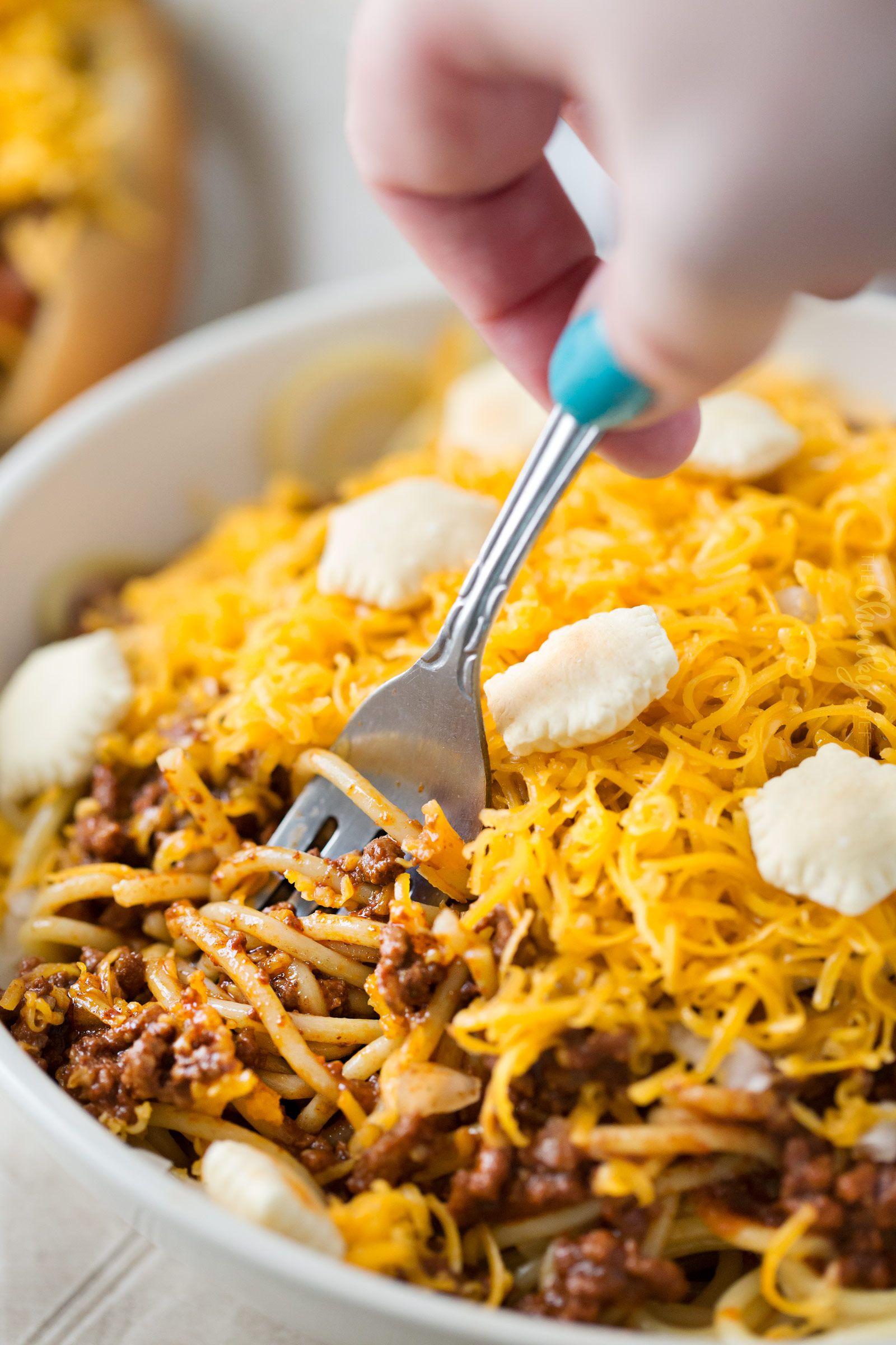 Cincinnati Chili Recipe: Copycat Skyline Cincinnati Chili